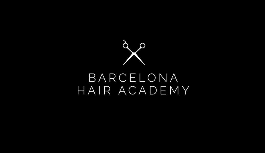 Barcelona Hair Academy logo
