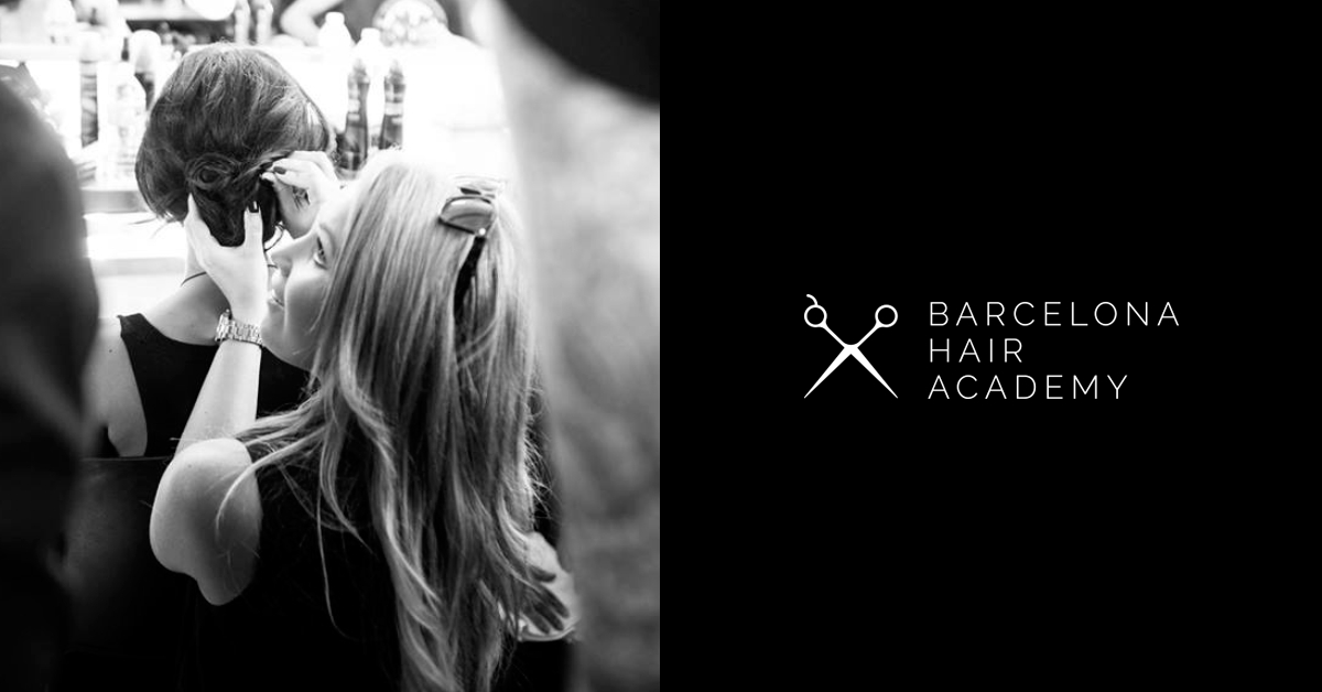 bridal course barcelona hair academy