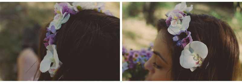 floral crown hair academy