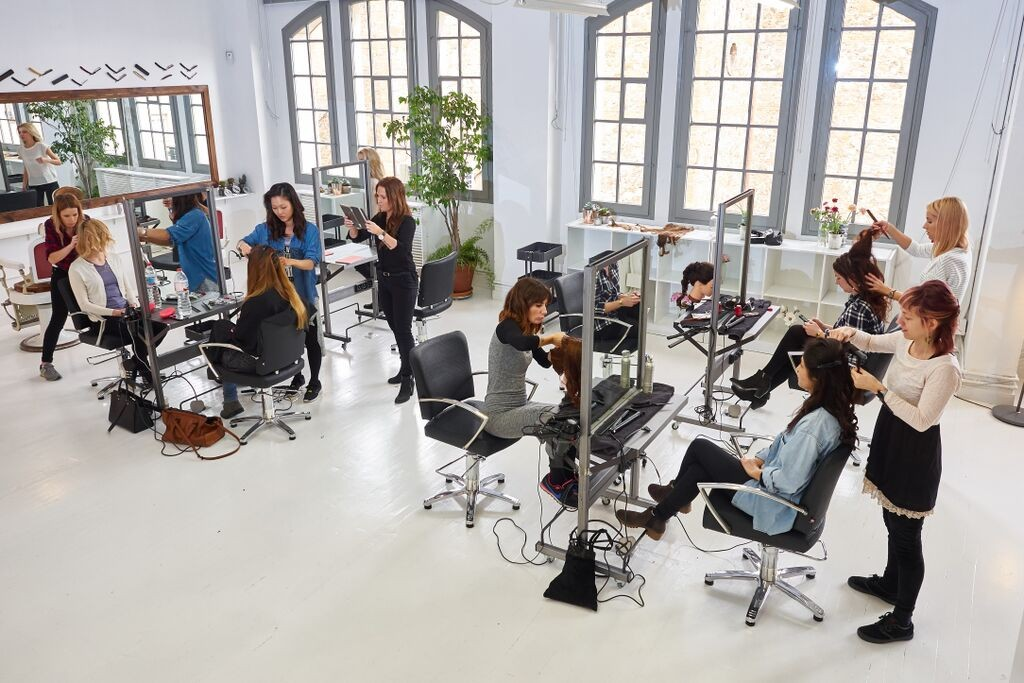 Beginners Hairdressing Course